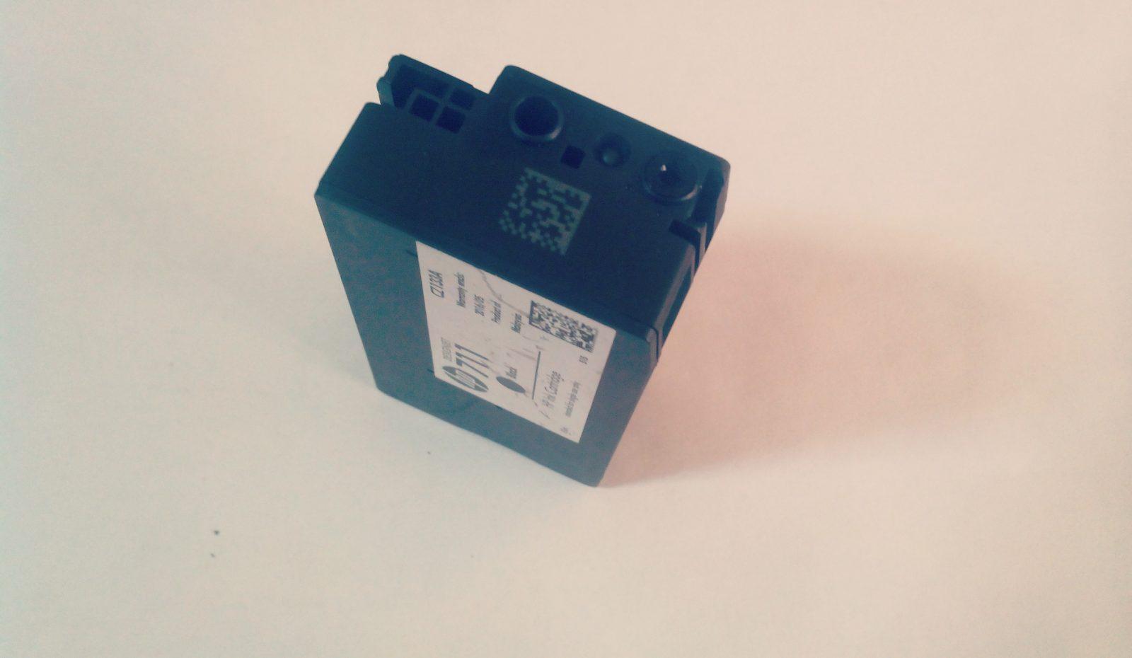 Заправка картриджа HP 711
