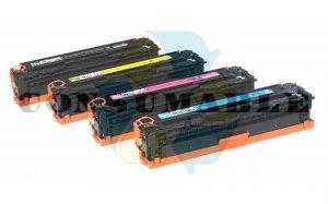 HP CB540A, CB541A, CB542A, CB543A